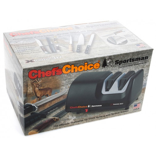 Ножеточка электрическая Chef's Choice-317